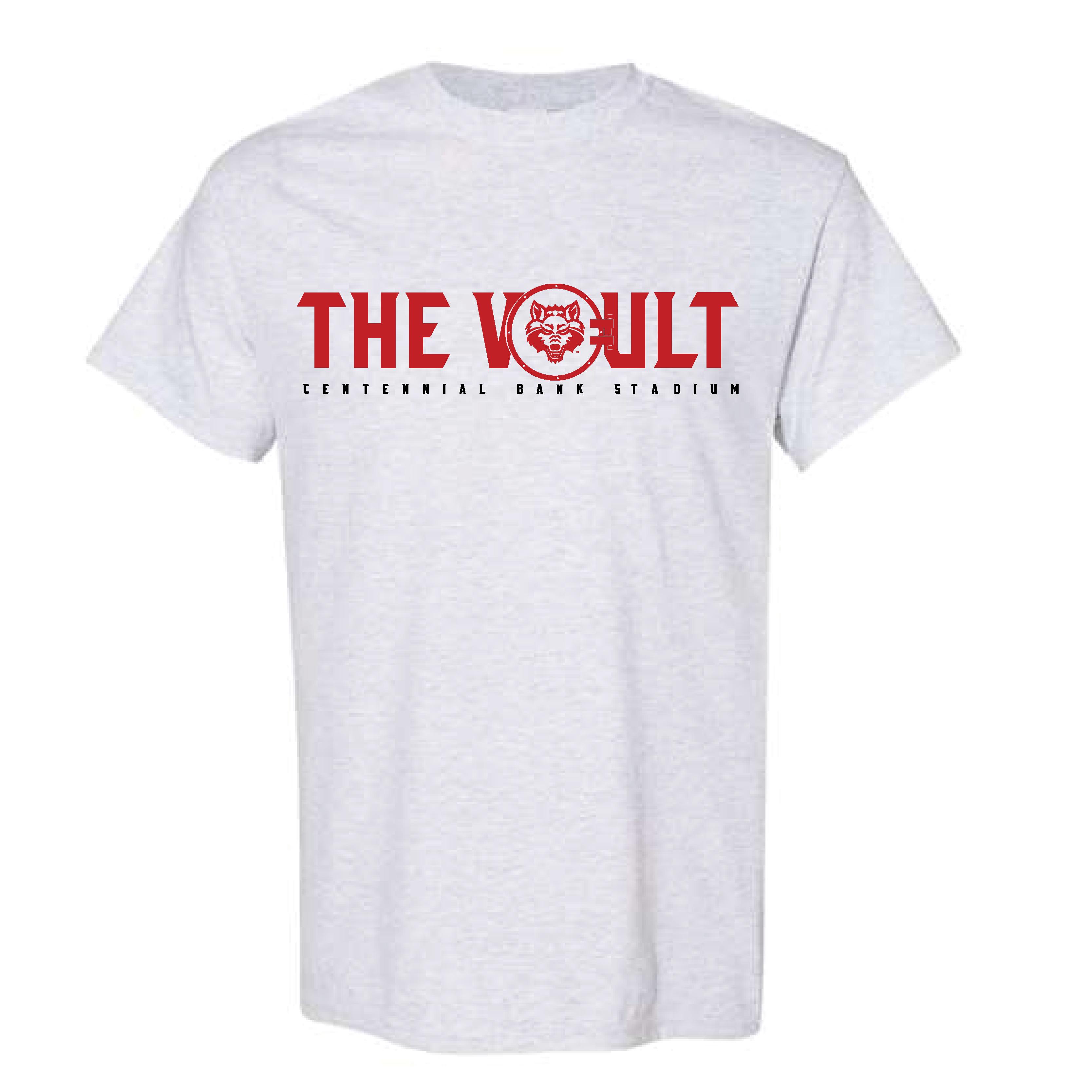 The Vault CBS 2021 Schedule T Shirt