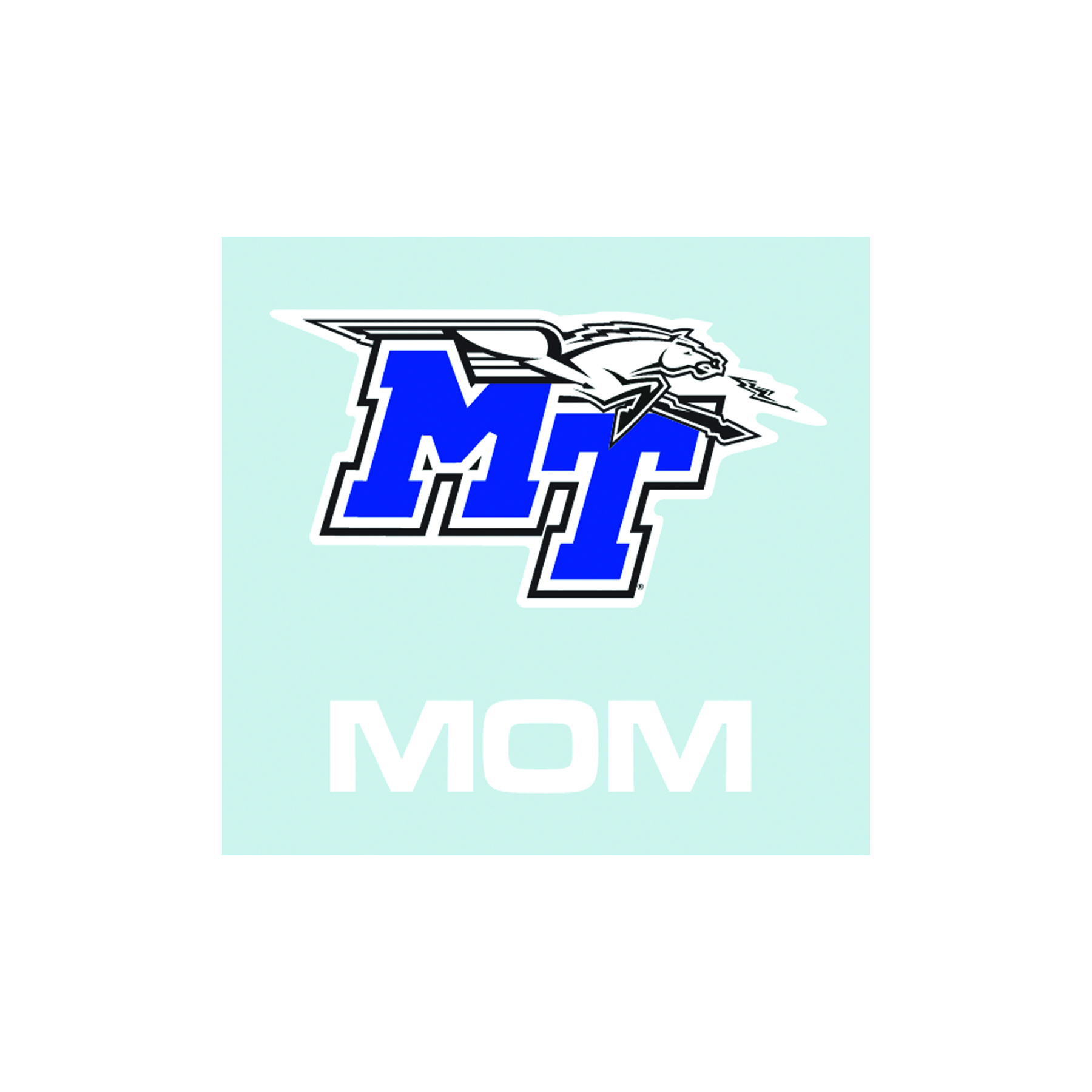 MT Mom Decal