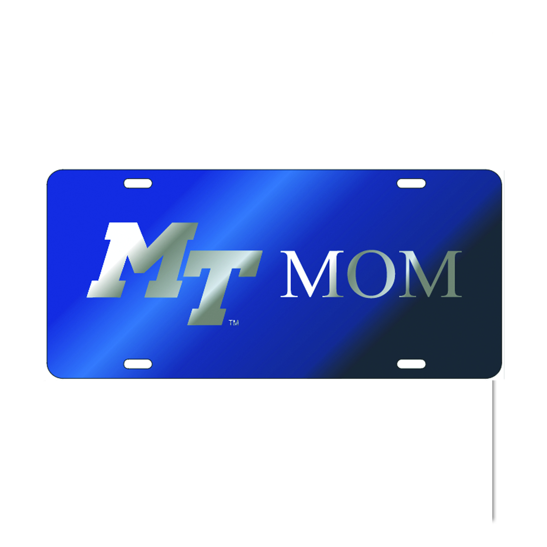 MT Mom License Plate