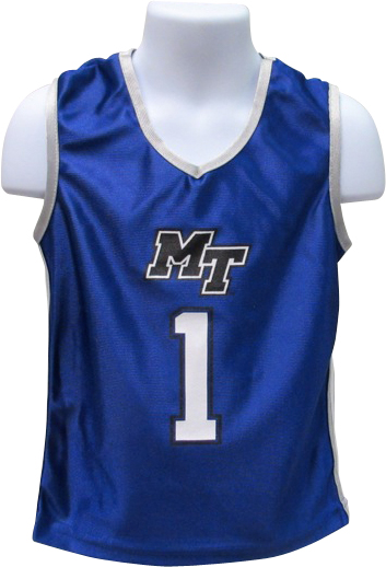 MT Logo Toddler Basketball Jersey