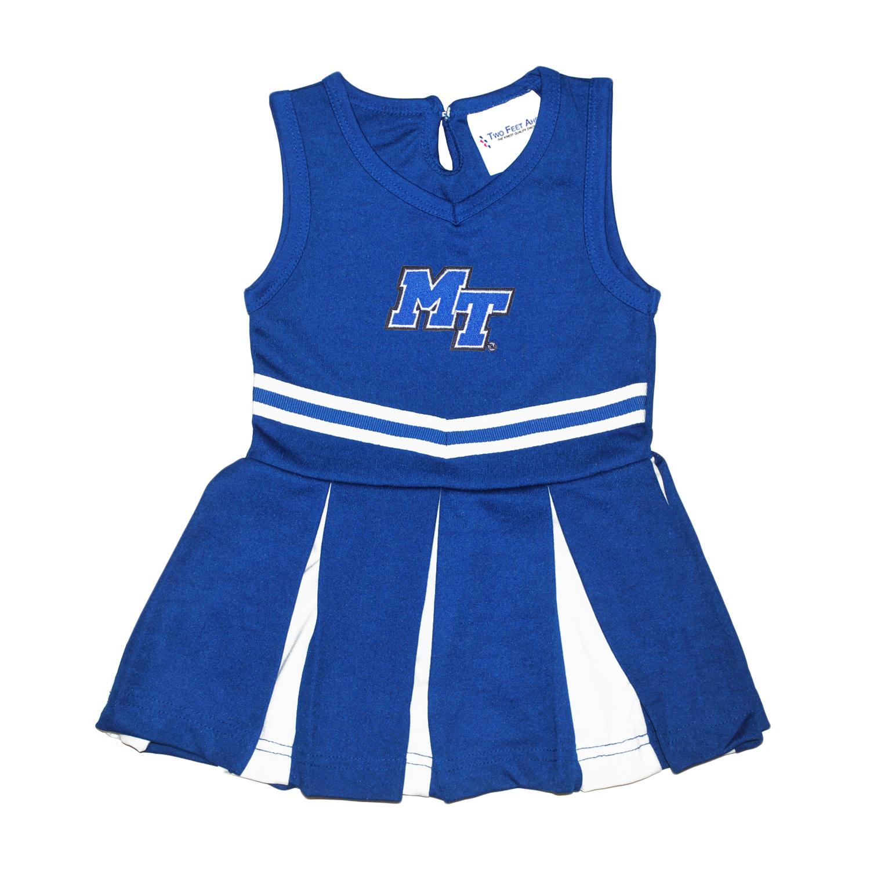 MT Logo Baby Cheer Dress