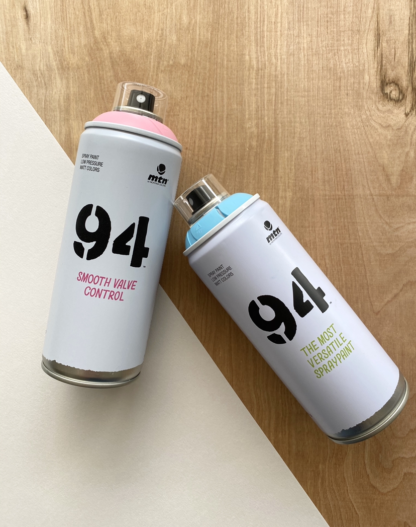 MTN 94 Matte Spray Paint