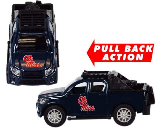 Toy Pull Back Truck