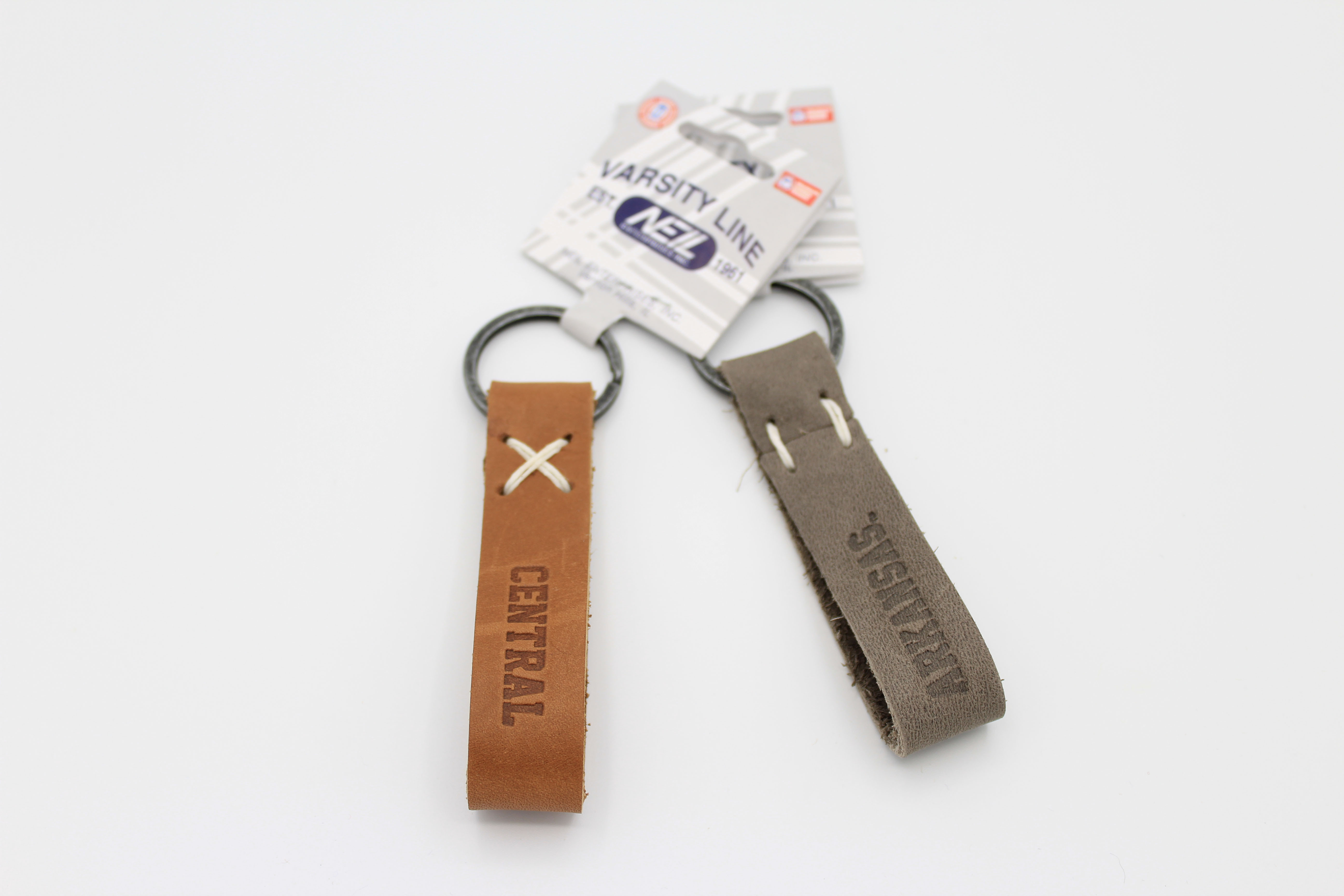 Saddle Loop Key Ring