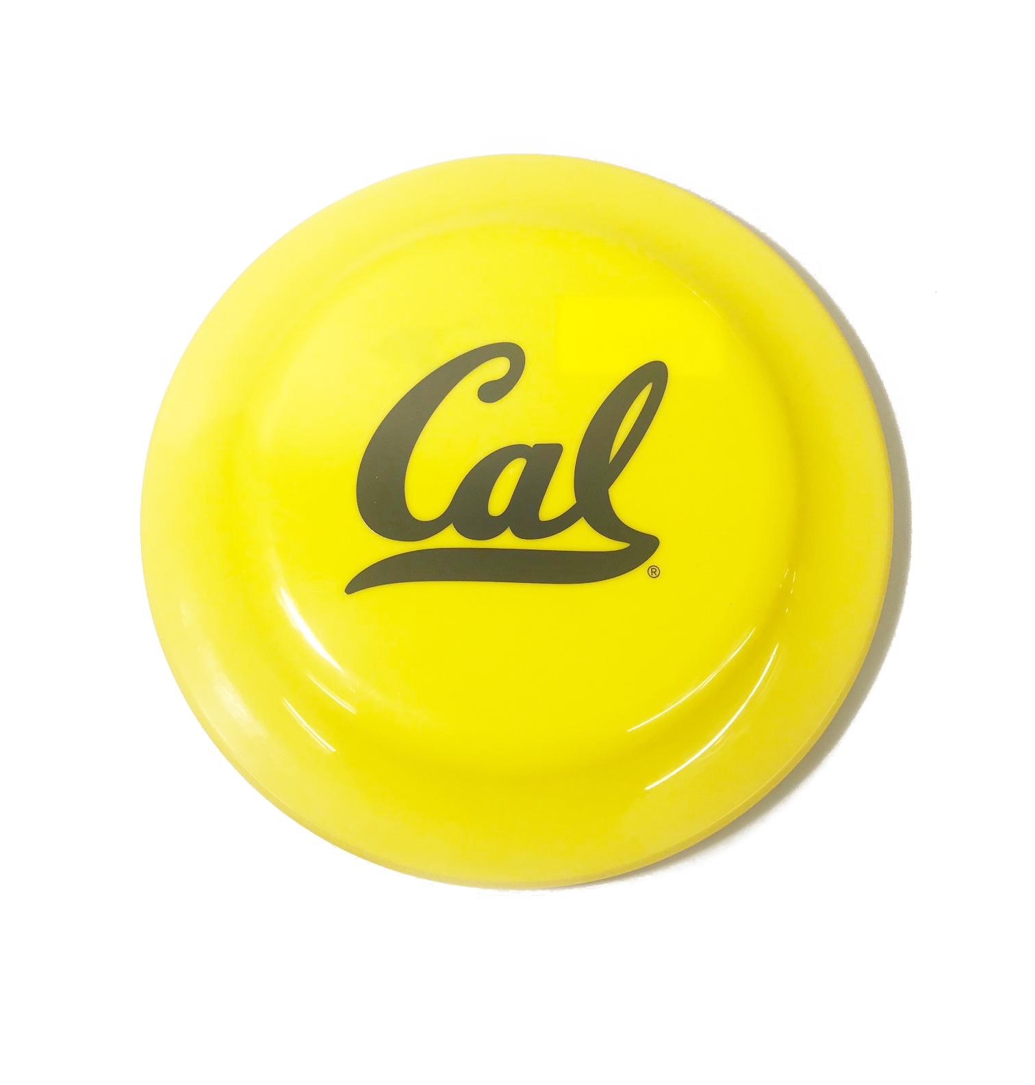 """Cal Bears 9.25"""" Frisbee with Cal Logo"""