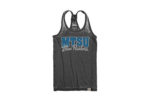 MTSU Blue Raiders Women's Raceback Tank