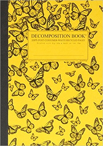 Cal Bears Decomposition Book 'Monarch Migration'