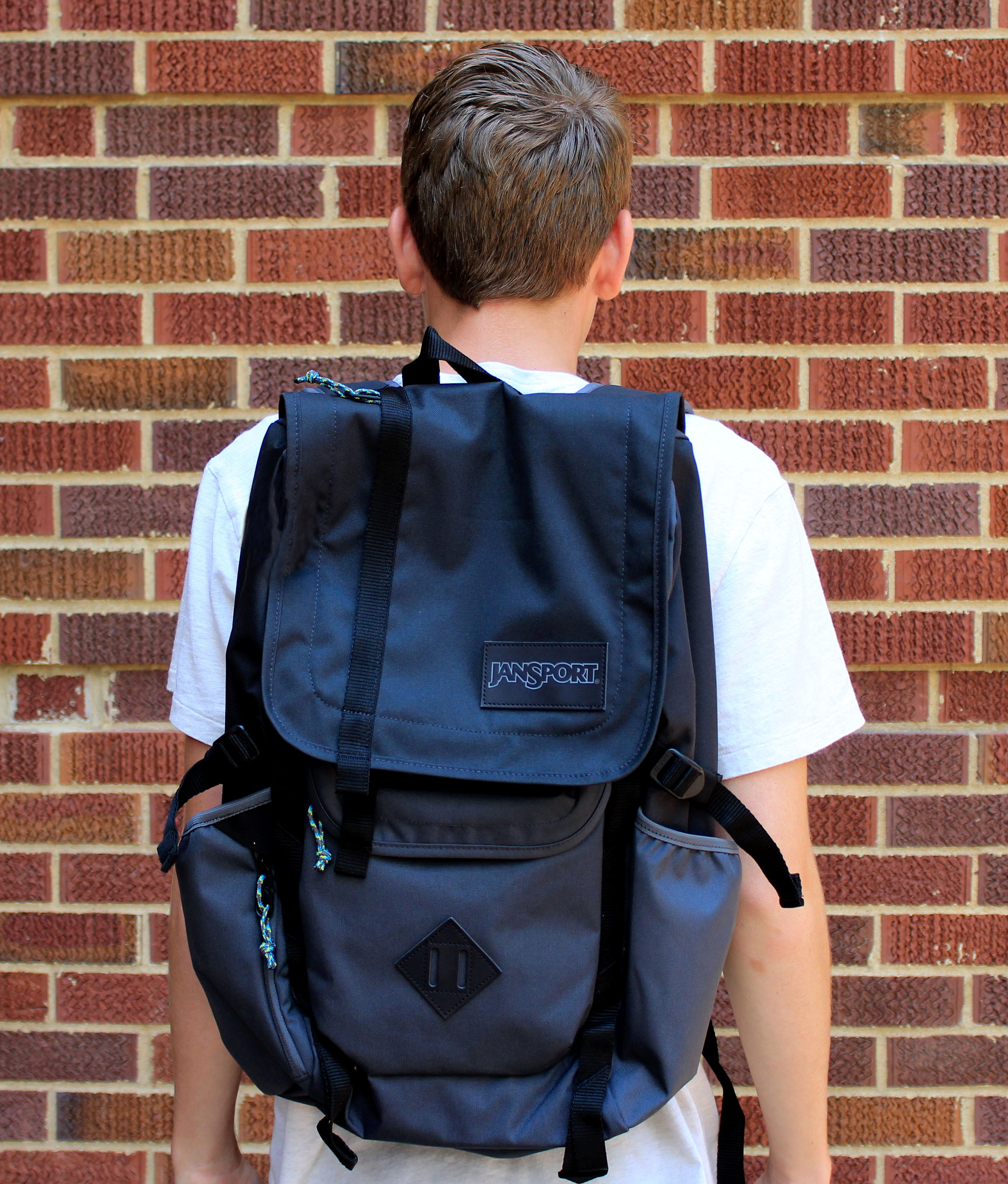 Hatchet Grey Backpack