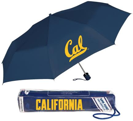 University of California Berkeley Custom Umbrella