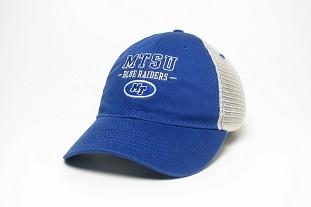 MTSU Blue Raiders Originator Relaxed Twill Trucker Hat