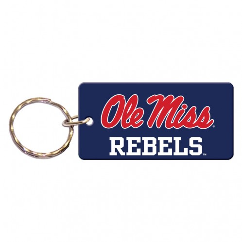 Rectangle Keychain Rebels