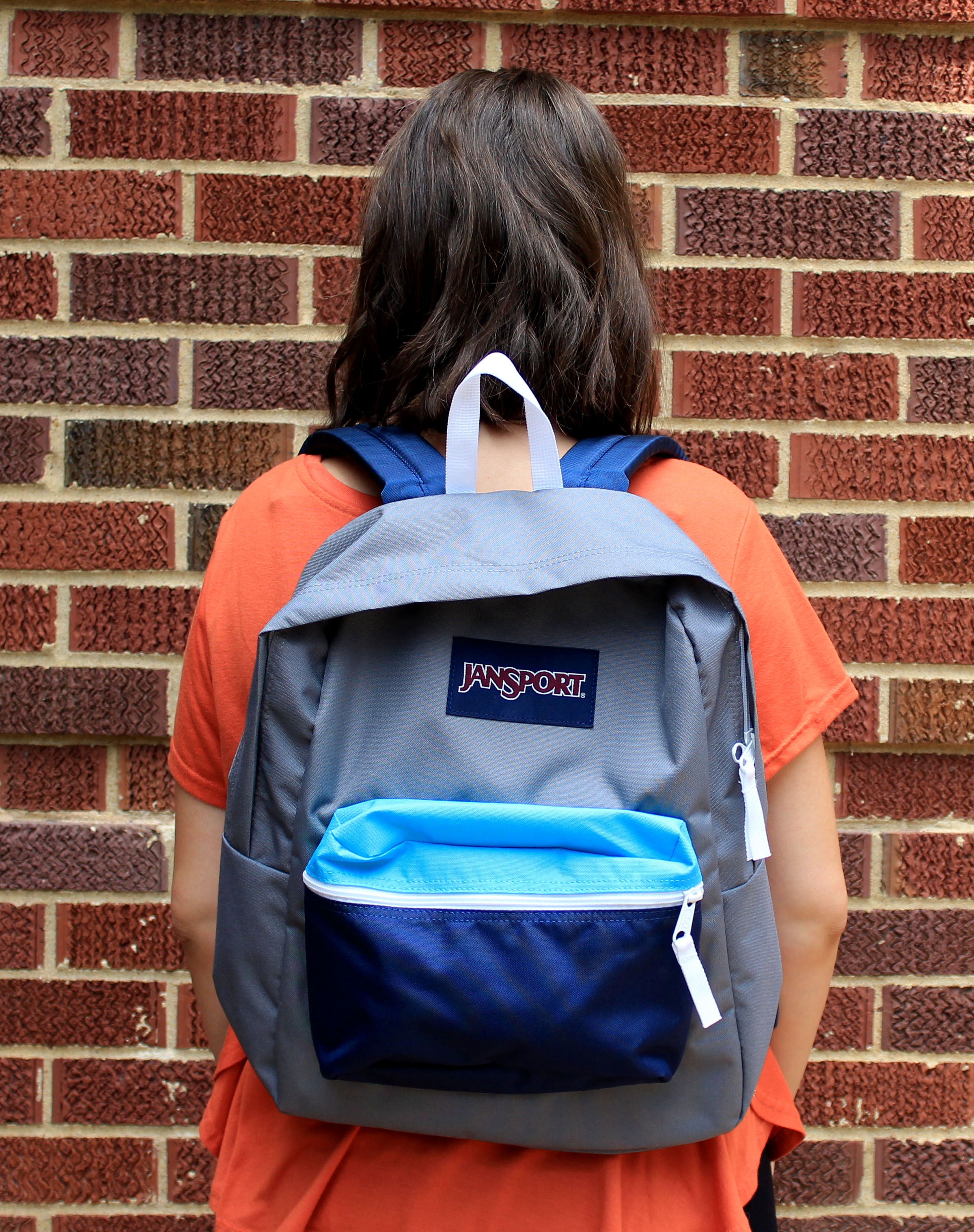 Exposed Shady Grey Backpack