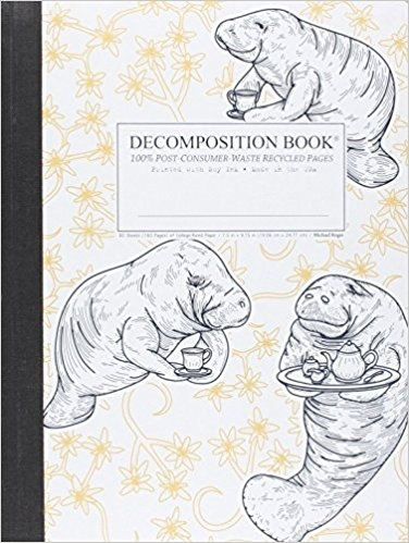 Cal Bears Decomposition Book 'Manatea'
