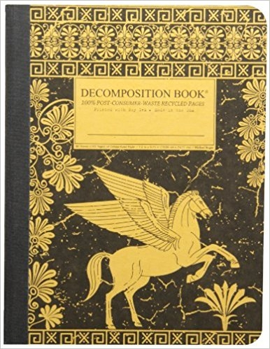 Cal Bears Decomposition Book 'Pegasus'