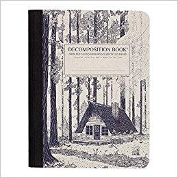 Cal Bears Decomposition Book 'Redwood Creek'
