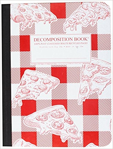 Cal Bears Decomposition Book 'By the Slice'