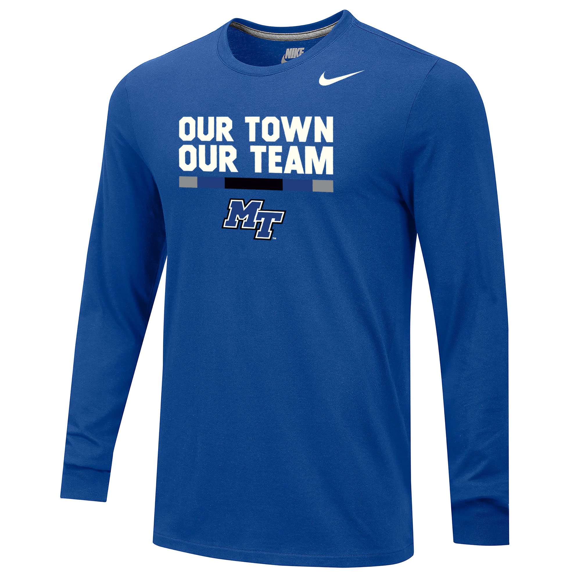 Our Town Our Team Core All Purpose Long Sleeve Shirt