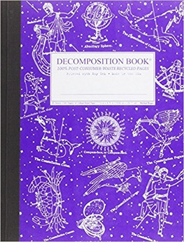 Cal Bears Decomposition Book 'Celestial'