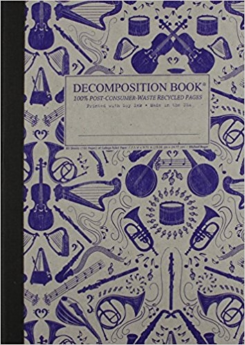Cal Bears Decomposition Book 'Acoustic'