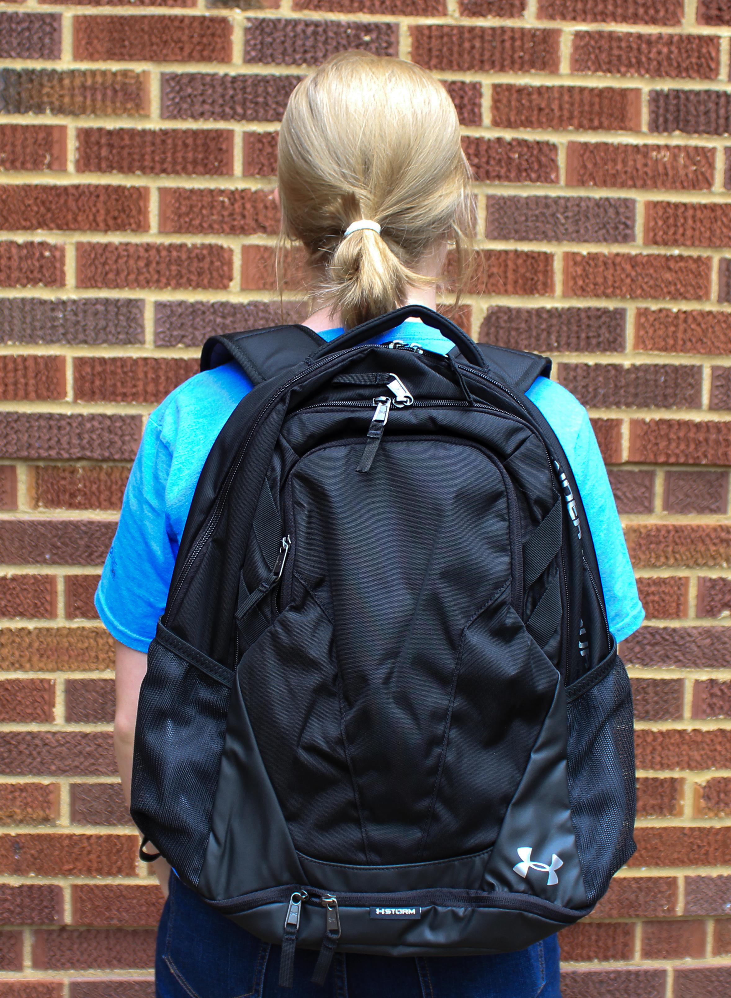 Hustle III Backpack