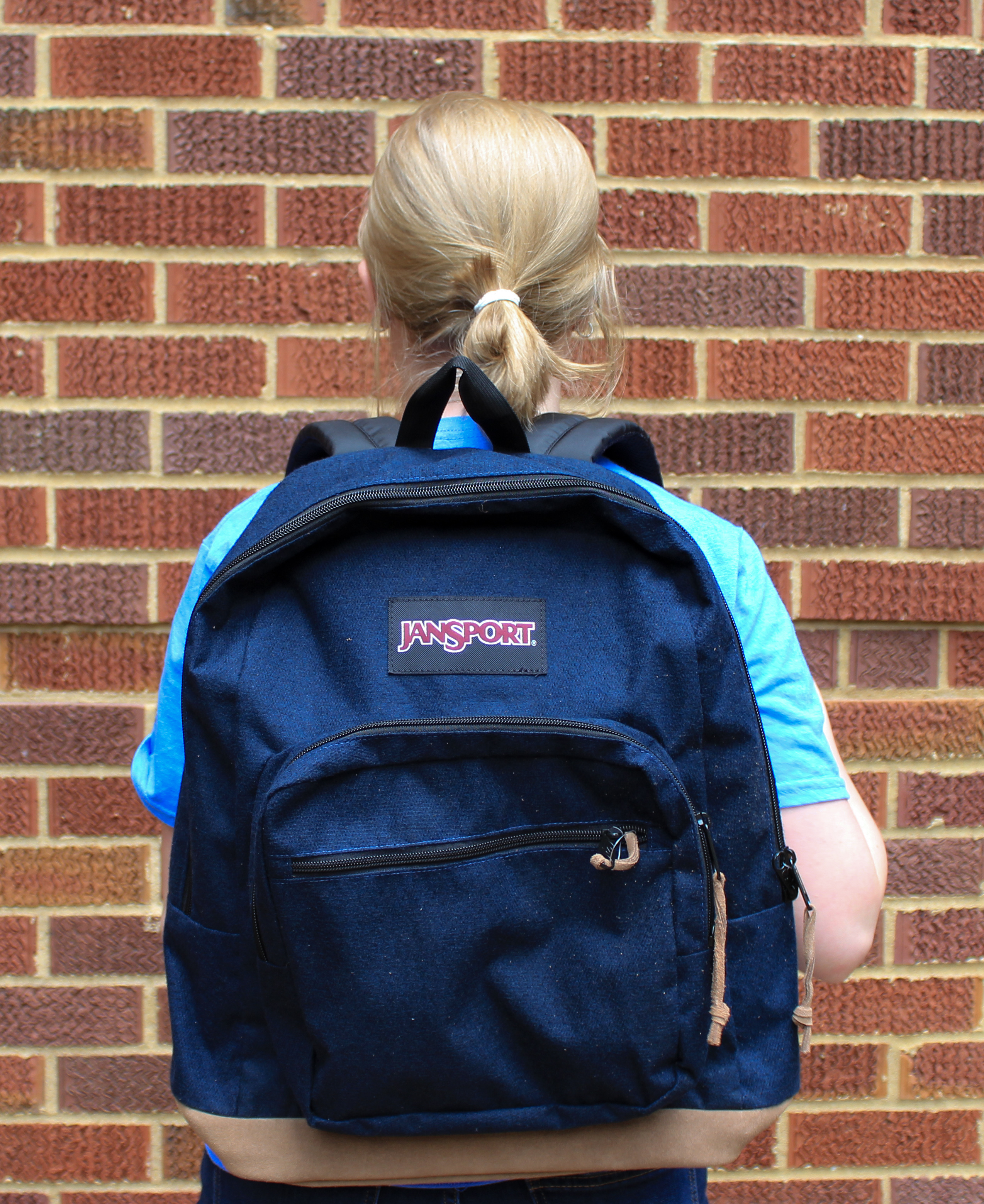 Right Pack Brushed Backpack