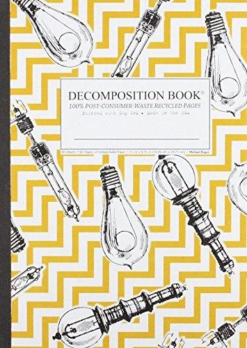 Cal Bears Decomposition Book 'Bright Ideas'