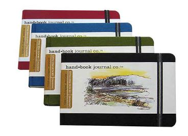 Hand Book Journal Large Landscape 8.25 x 5.5