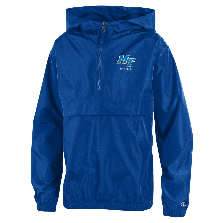 Youth MT Logo Pack N Go Rain Jacket