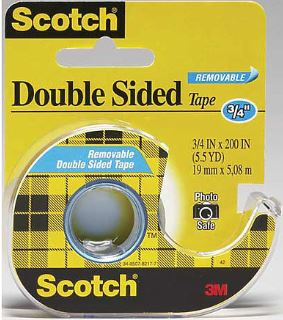 Removable Double-Sided Tape