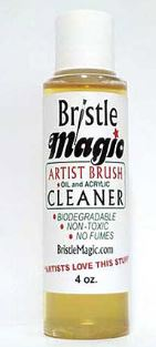 Bristle Magic Brush Cleaner and Reconditioner