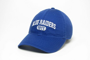 Blue Raiders 1911 Relaxed Twill Hat
