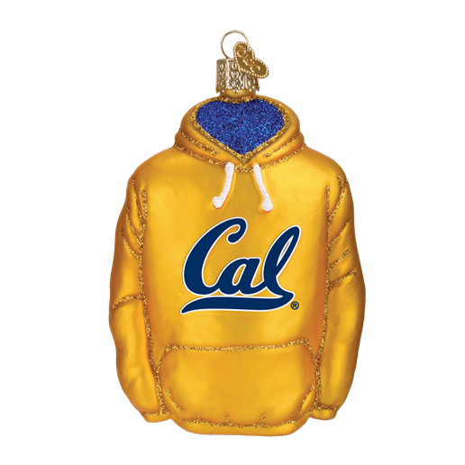 Old World Christmas Cal Hoodie Ornament