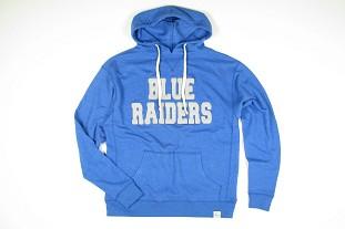 Blue Raiders French Terry Fleece Hoodie
