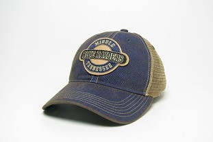 Middle Tennessee Blue Raiders Youth Old Favorite Trucker Hat
