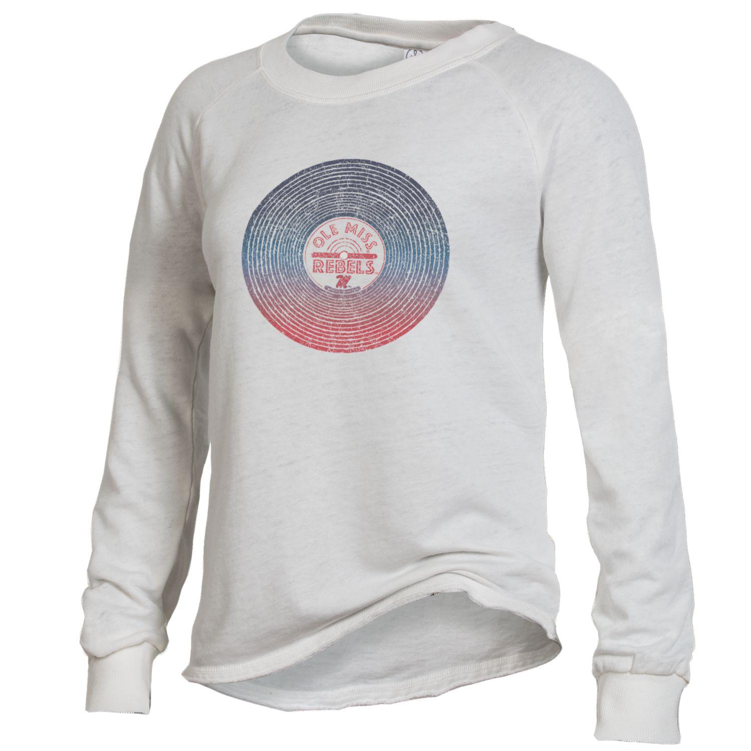 Alternative Apparel Womens Record Lazy Day Pullover