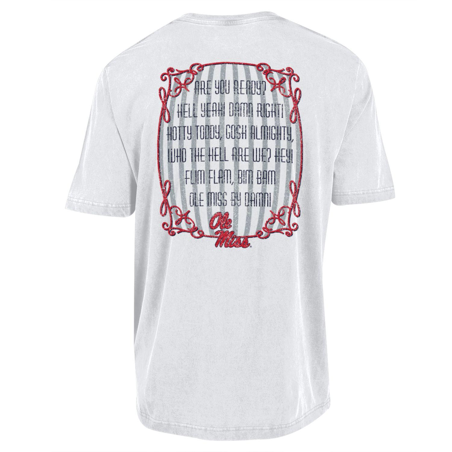 Gear Hotty Toddy Chant Outta Town Tee
