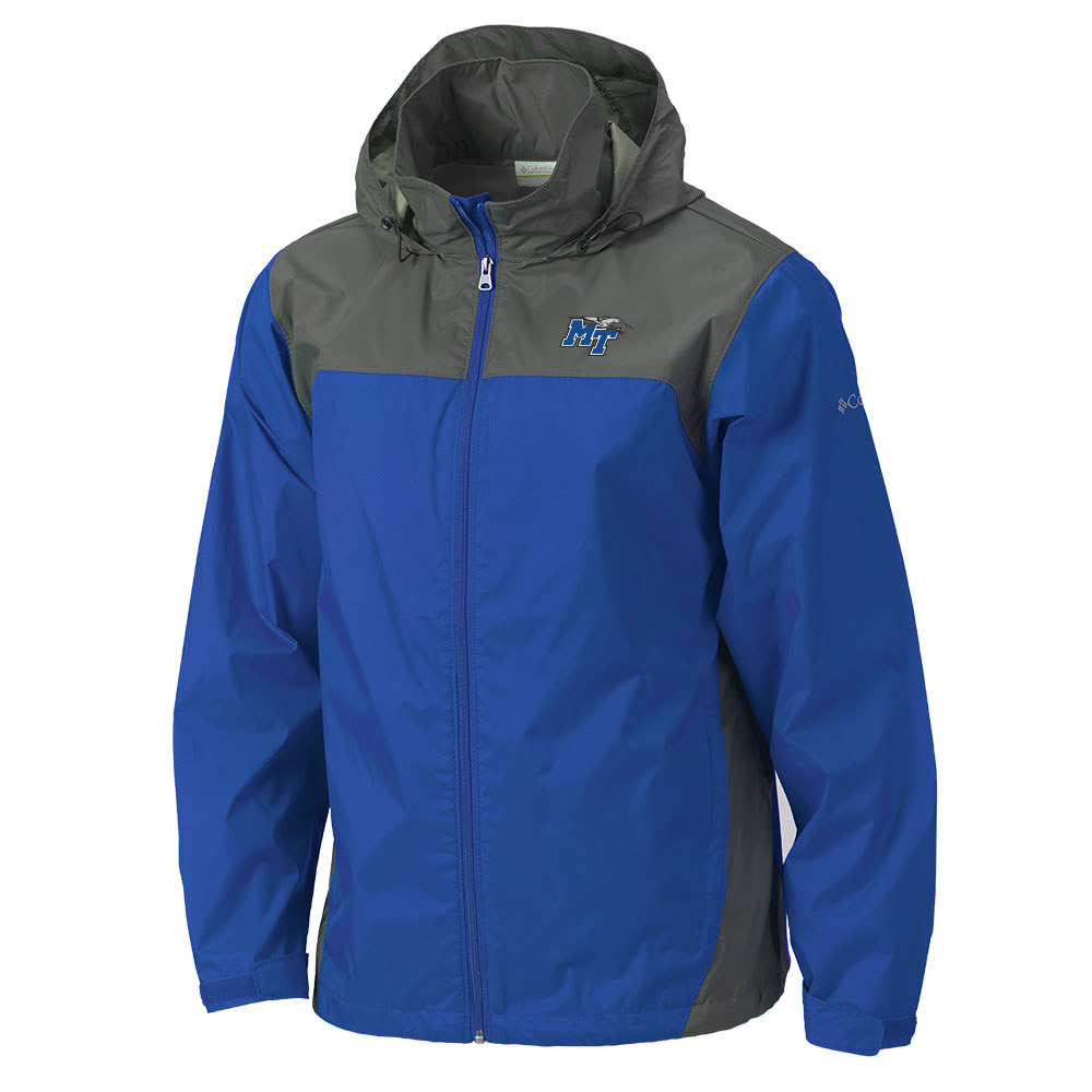 MT Logo Glennaker Lake Rain Jacket