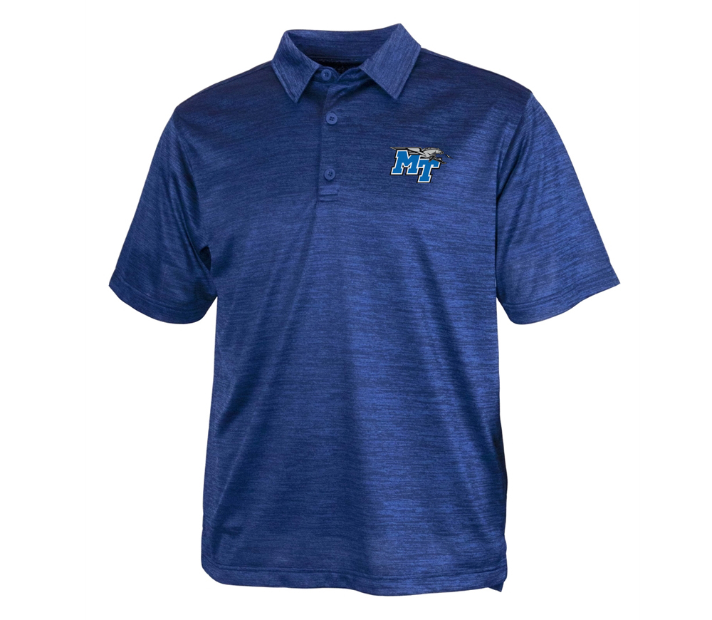 MT Logo with Lightning Vintage Polo
