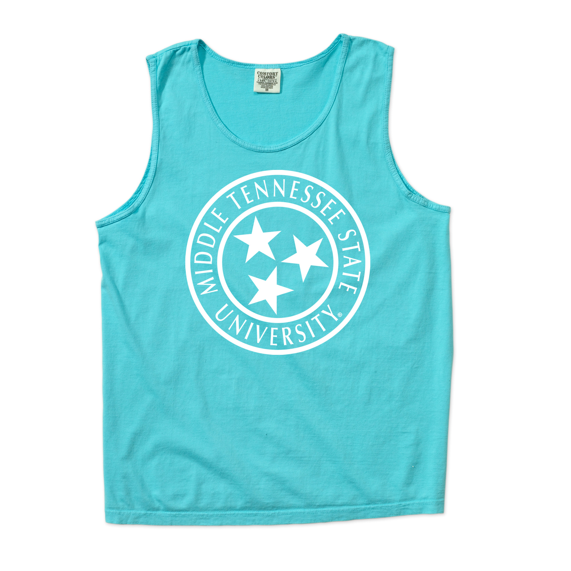 Middle Tennessee Tristar Comfort Colors Tank Top