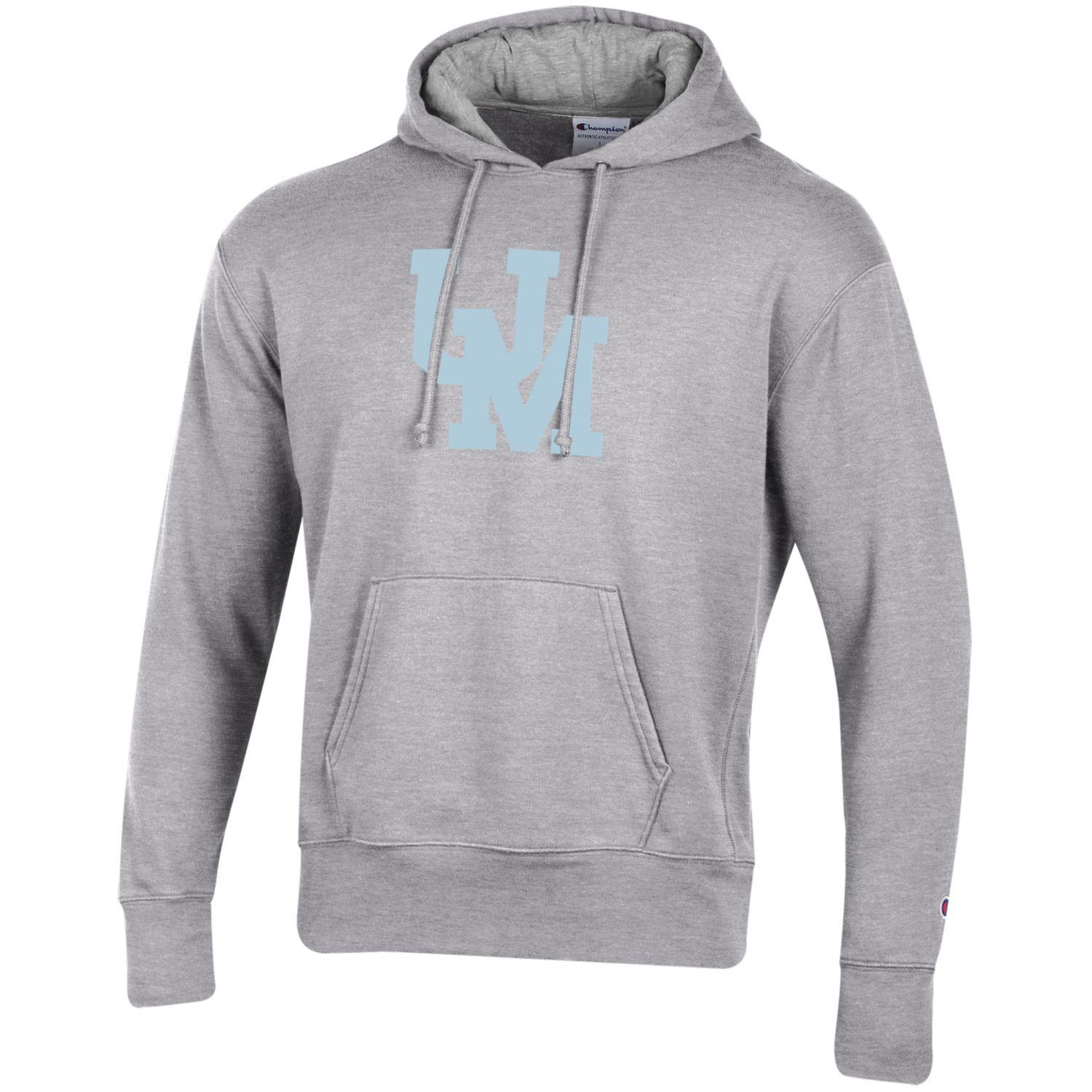Champion Vault UM Applique Gray Hoodie