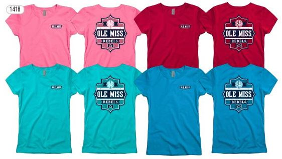 New Agenda Youth Girls Southern Charm Tee