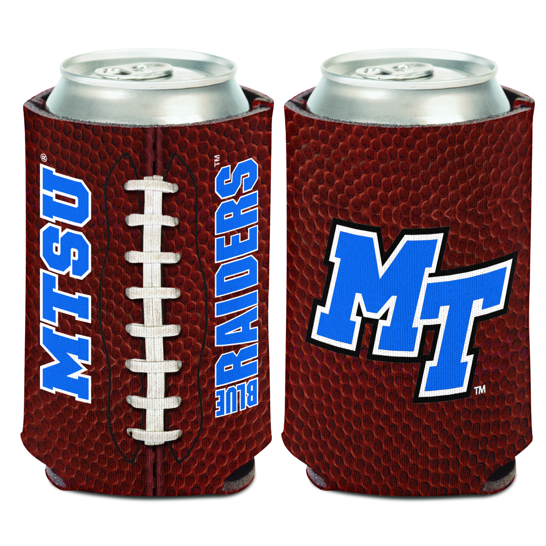 MTSU Blue Raiders Football Coozie