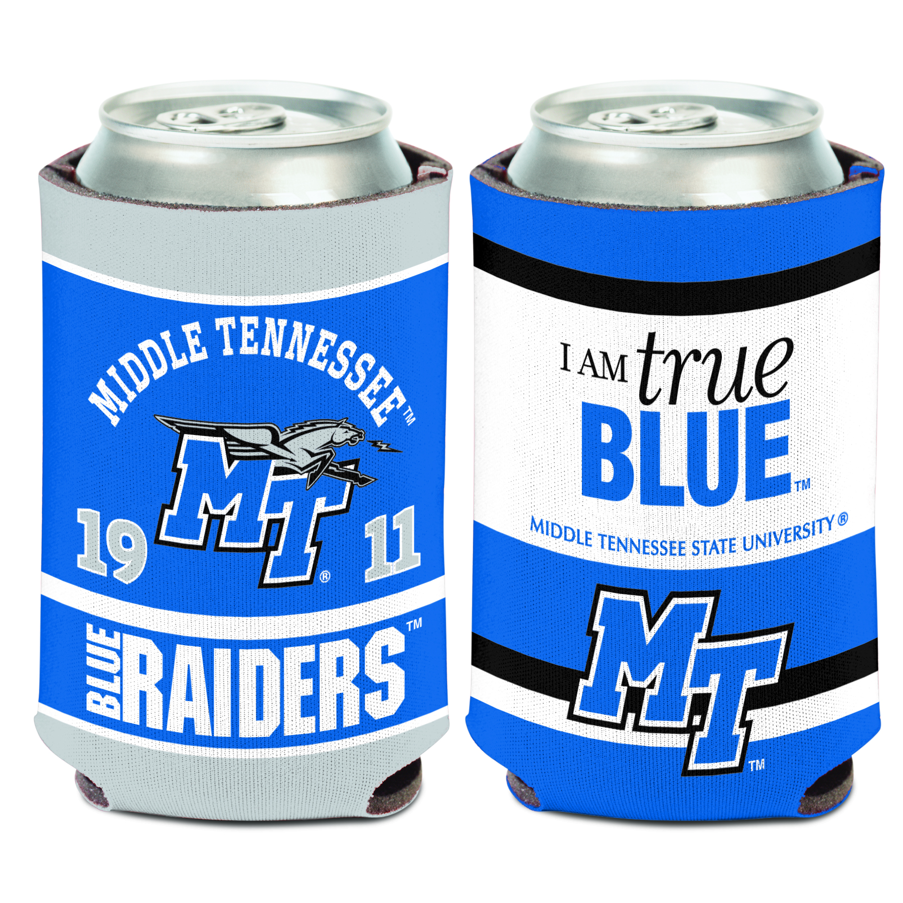 I am True Blue Can Coozie