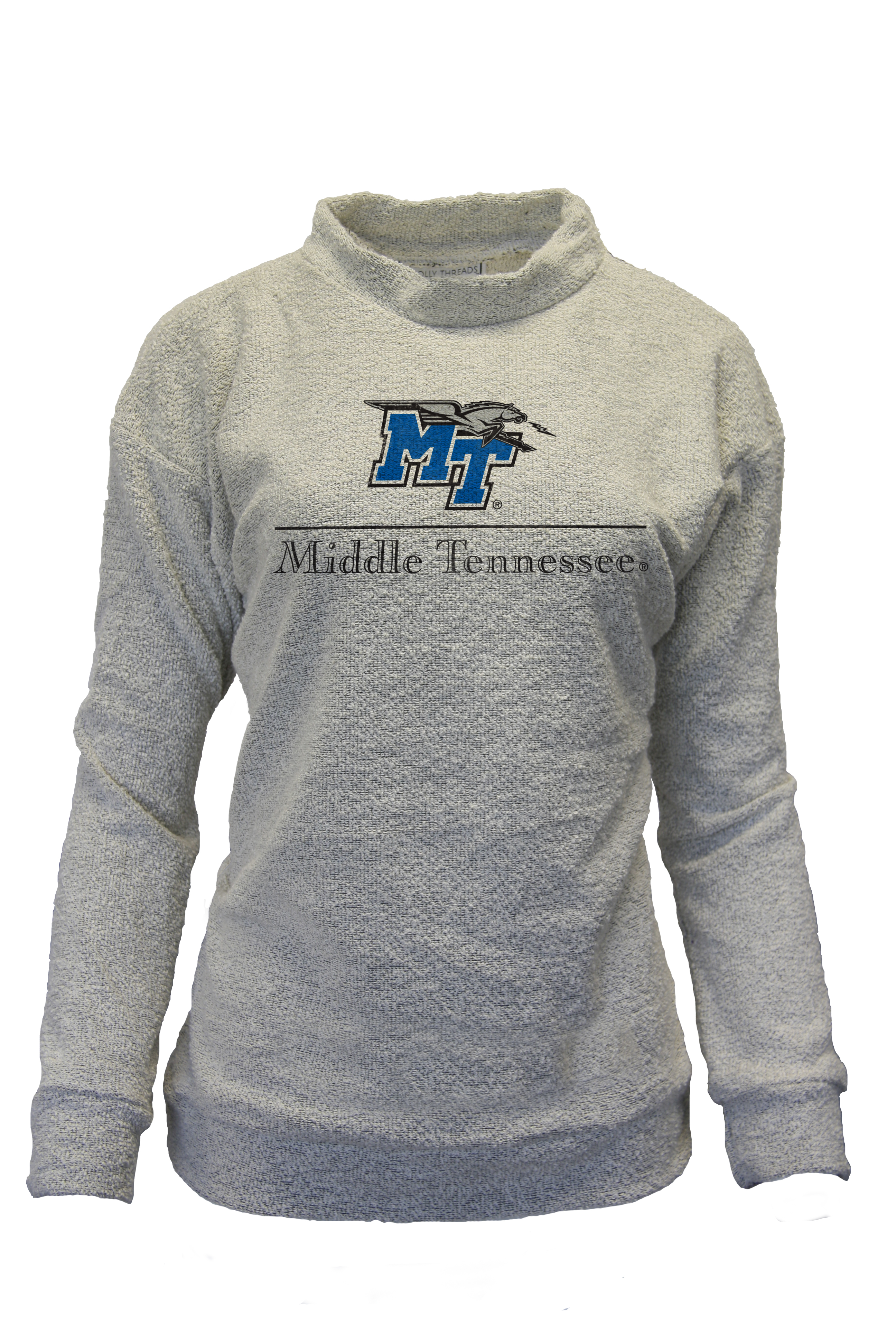 MT Logo Woolly Threads Sweatshirt