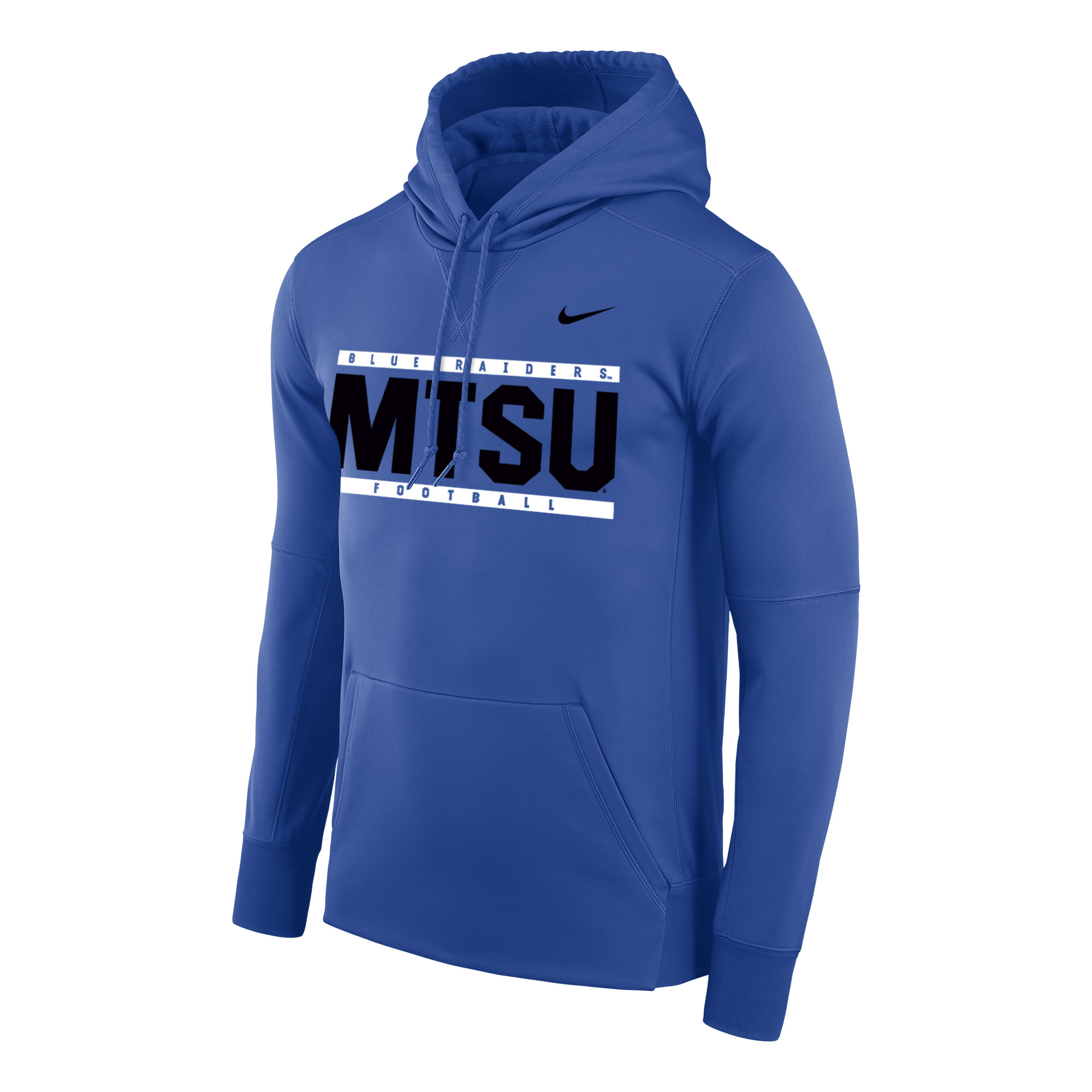 MTSU Football Nike® Therma PO Hoody