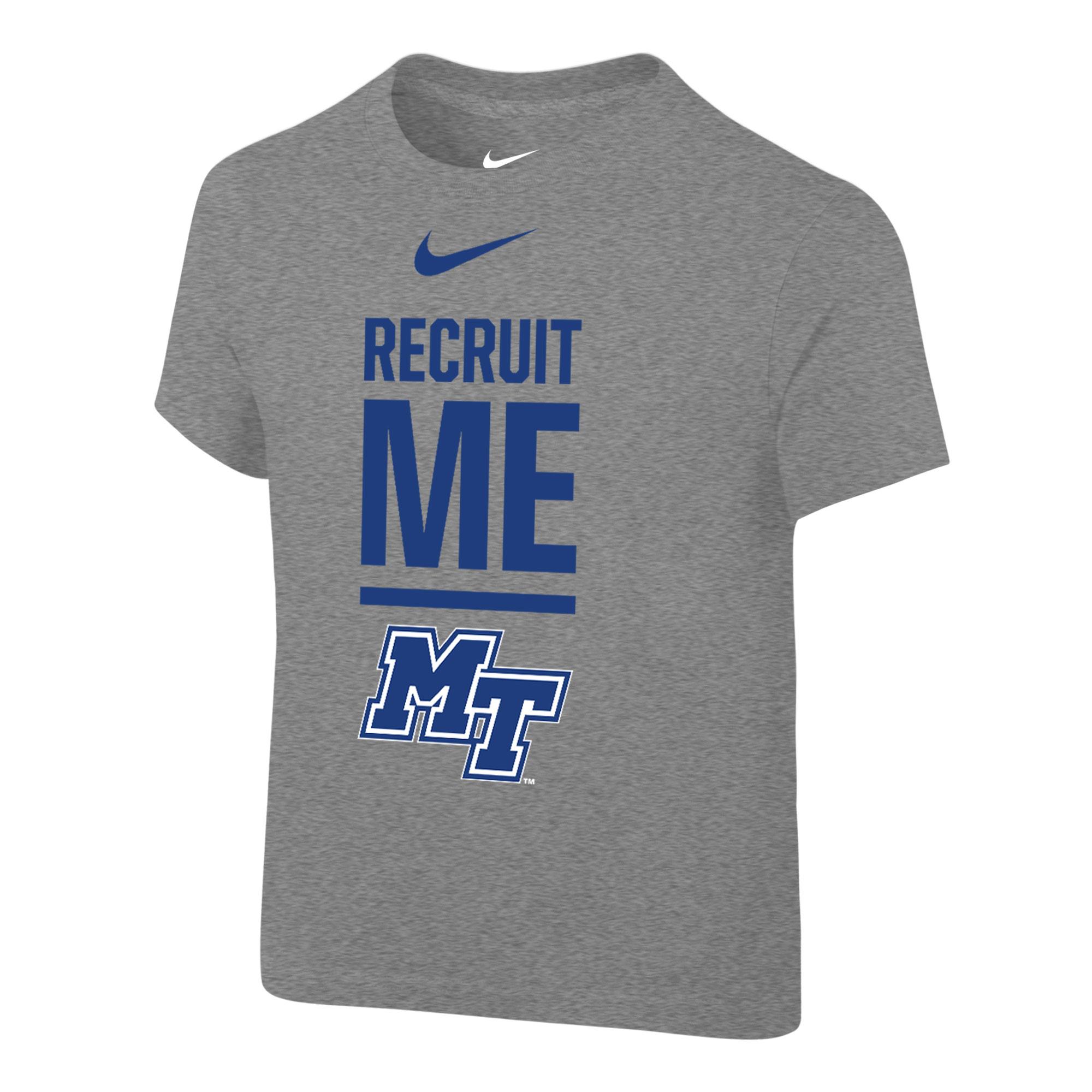 Recruit Me MT Logo Toddler Tshirt