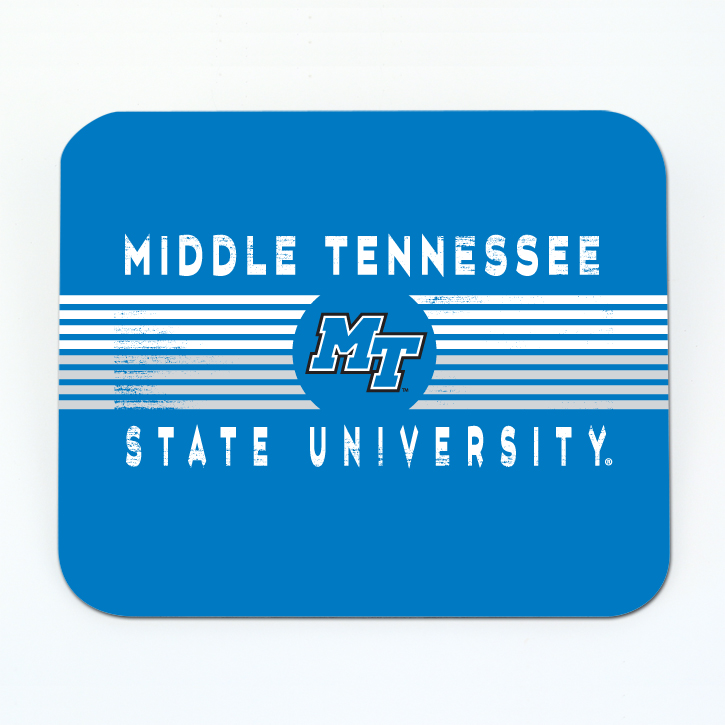 Middle Tennessee State University ColorMax Mouse Pad