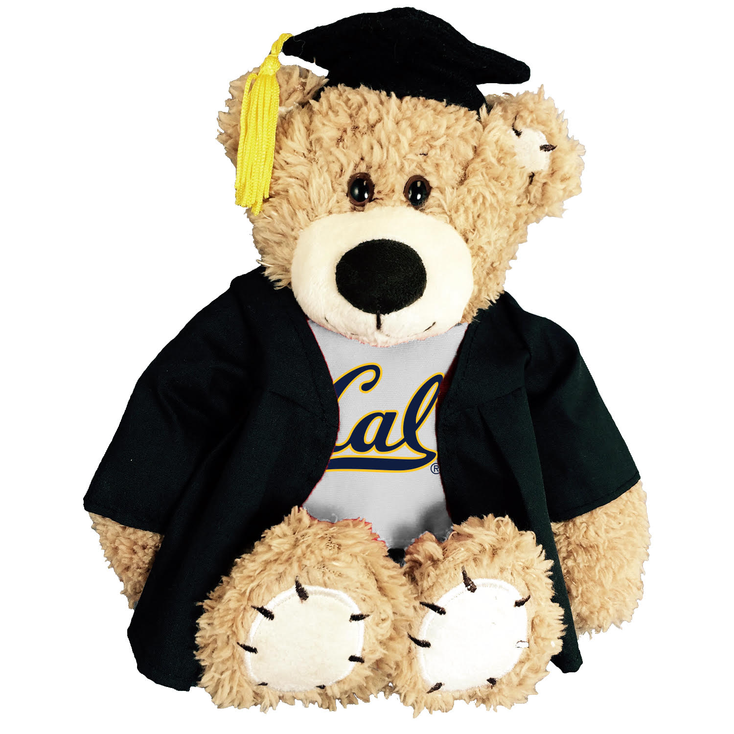 "University of California Berkeley 8"" Grad Stitchez"