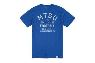 MTSU Football Ath. Dept. Tshirt