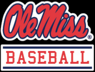Namedrop Script Vinyl Decal Baseball 3 in